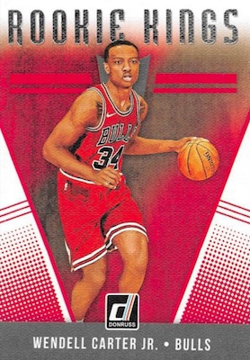 2018-19 Donruss Basketball Cards 37