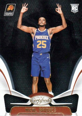 2018-19 Panini Certified Basketball Cards 3