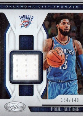 2018-19 Panini Certified Basketball Cards 8