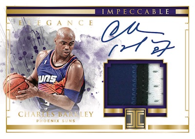 2018-19 Panini Impeccable Basketball Cards - Checklist Added 5