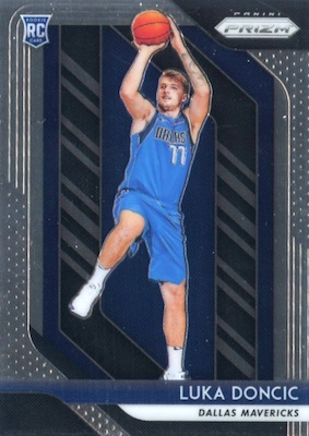 Top Luka Doncic Rookie Cards to Collect 2