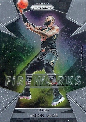 2018-19 Panini Prizm Basketball Cards 4