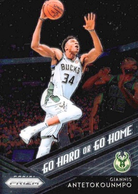 2018-19 Panini Prizm Basketball Cards 34