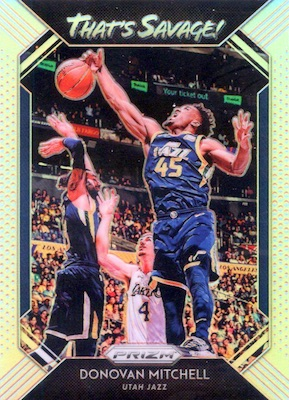 2018-19 Panini Prizm Basketball Cards 36