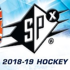 2018-19 SPx Hockey Cards