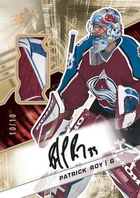 2018-19 SPx Hockey Cards 4