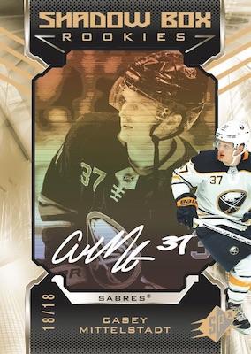2018-19 SPx Hockey Cards 3