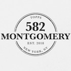 2018-19 Topps 582 Montgomery Club Baseball Cards