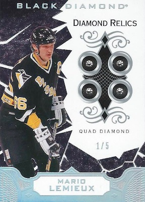 2018-19 Upper Deck Black Diamond Hockey Cards 5