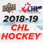 2018-19 Upper Deck CHL Hockey Cards