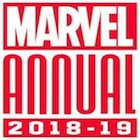 2018-19 Upper Deck Marvel Annual Trading Cards