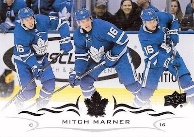 2018-19 Upper Deck Series 1 Hockey