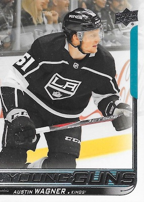 2018-19 Upper Deck Young Guns Rookie Checklist and Gallery 24