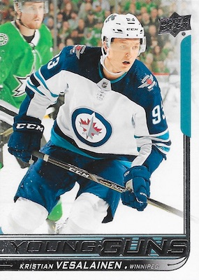 2018-19 Upper Deck Young Guns Rookie Checklist and Gallery 46
