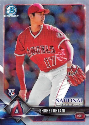 Shohei Ohtani Rookie Cards Checklist and Gallery 6