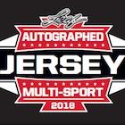 2018 Leaf Autographed Jersey Multi-Sport Edition