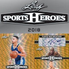 2018 Leaf Metal Sports Heroes Cards