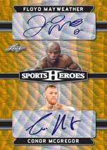2018 Leaf Metal Sports Heroes Cards - Checklist Added 6