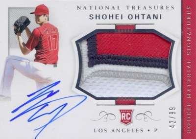 Shohei Ohtani Rookie Cards Checklist and Gallery 20