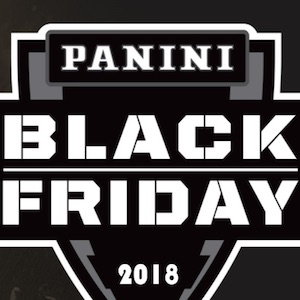 2018 Panini Black Friday Checklist Set Info Pack Details Stores Date