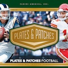 2018 Panini Plates and Patches