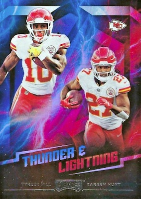 2018 Panini Playoff Football Cards 44