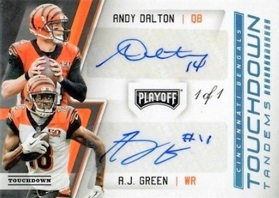 2018 Panini Playoff Football Cards 6