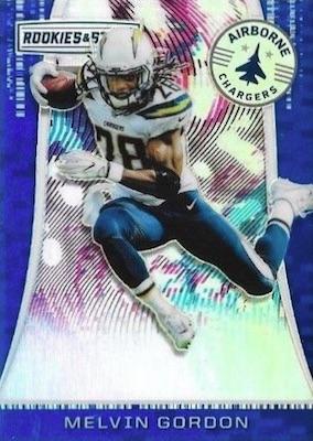 2018 Panini Rookies & Stars Football Cards 45