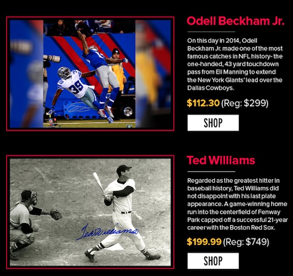 Ultimate Guide to 2018 Black Friday Sports Card & Memorabilia Shopping Deals 1