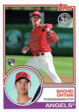 Shohei Ohtani Rookie Cards Checklist and Gallery 37