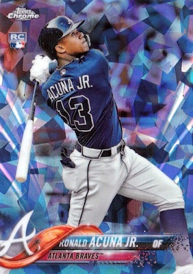 Ronald Acuna Jr. Rookie Cards Checklist and Gallery 18