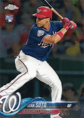 Juan Soto Rookie Cards Checklist and Top Prospect Cards 7
