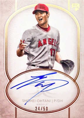 Shohei Ohtani Rookie Cards Checklist and Gallery 48