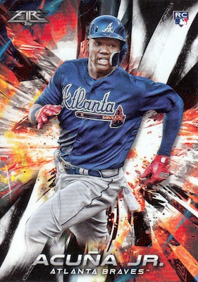 Ronald Acuna Jr. Rookie Cards Checklist and Gallery 33