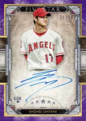 Shohei Ohtani Rookie Cards Checklist and Gallery 53