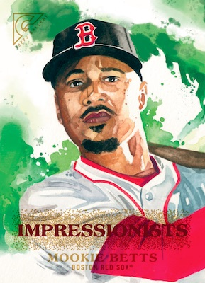 2018 Topps Gallery Baseball Cards 27