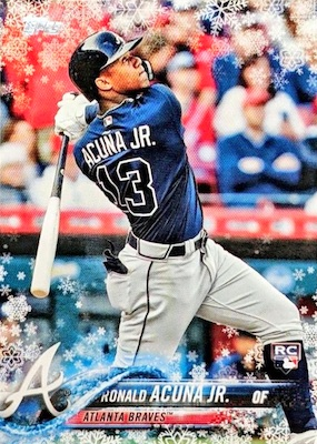 Ronald Acuna Jr. Rookie Cards Checklist and Gallery 16