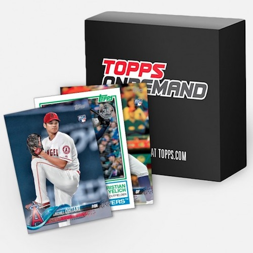 2018 Topps Mini Baseball Cards 1