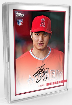 2018 Topps On Demand Set Trading Cards 24