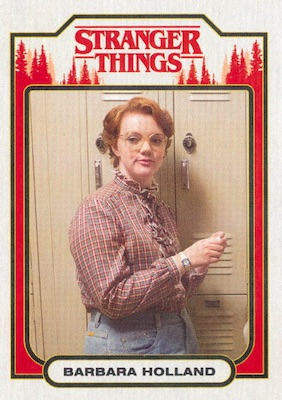 2018 Topps Stranger Things Season 1 Trading Cards 30