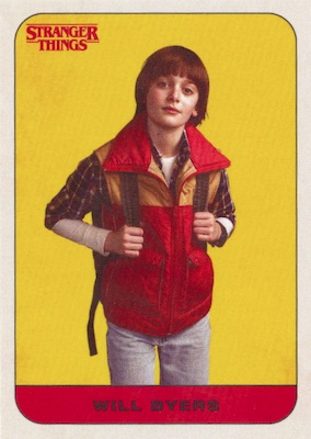 2018 Topps Stranger Things Season 1 Trading Cards 31