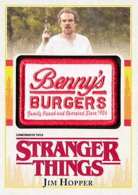 2018 Topps Stranger Things Season 1 Trading Cards 6