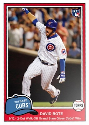 2018 Topps Throwback Thursday Baseball Cards 39