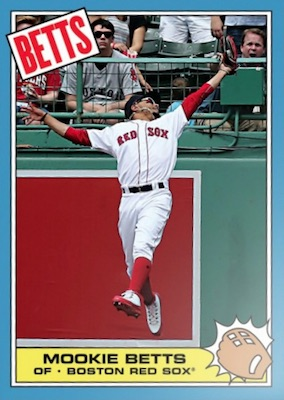 2018 Topps Throwback Thursday Baseball Cards 42