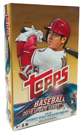Site Contest Giveaway: Win a Free Topps Baseball Hobby Box - Final Hours 2