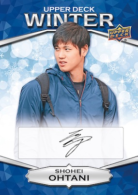 2018 Upper Deck Winter Singles Day Cards 6