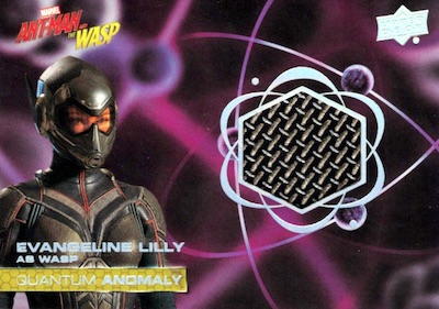 2018 Upper Deck Ant-Man and the Wasp Trading Cards 27