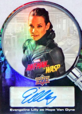 2018 Upper Deck Ant-Man and the Wasp Trading Cards 6