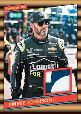 2019 Donruss Racing NASCAR Cards 7