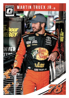 2019 Donruss Racing NASCAR Cards 4